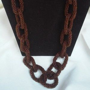 Catherine Stein Chain Link Necklace